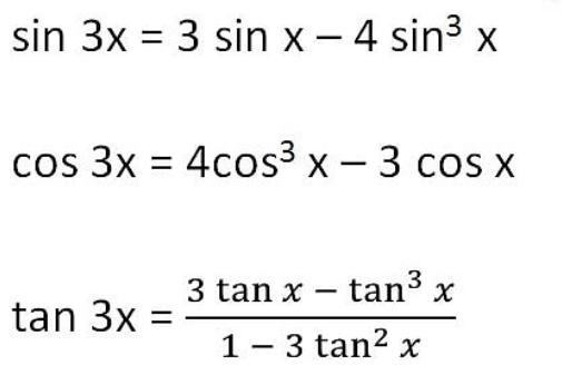 Triple Angle Formula